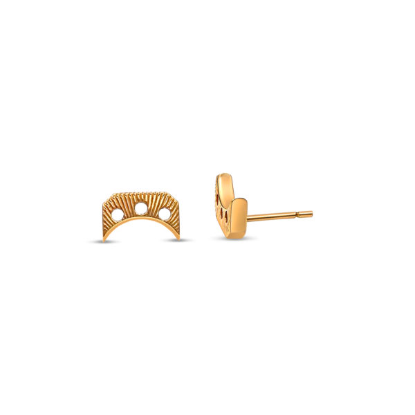 Joe Wall 1911 Trigger earrings