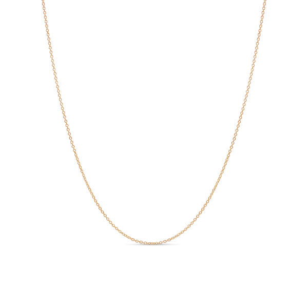 Joe Wall Rolo Chain Gold Chain 1
